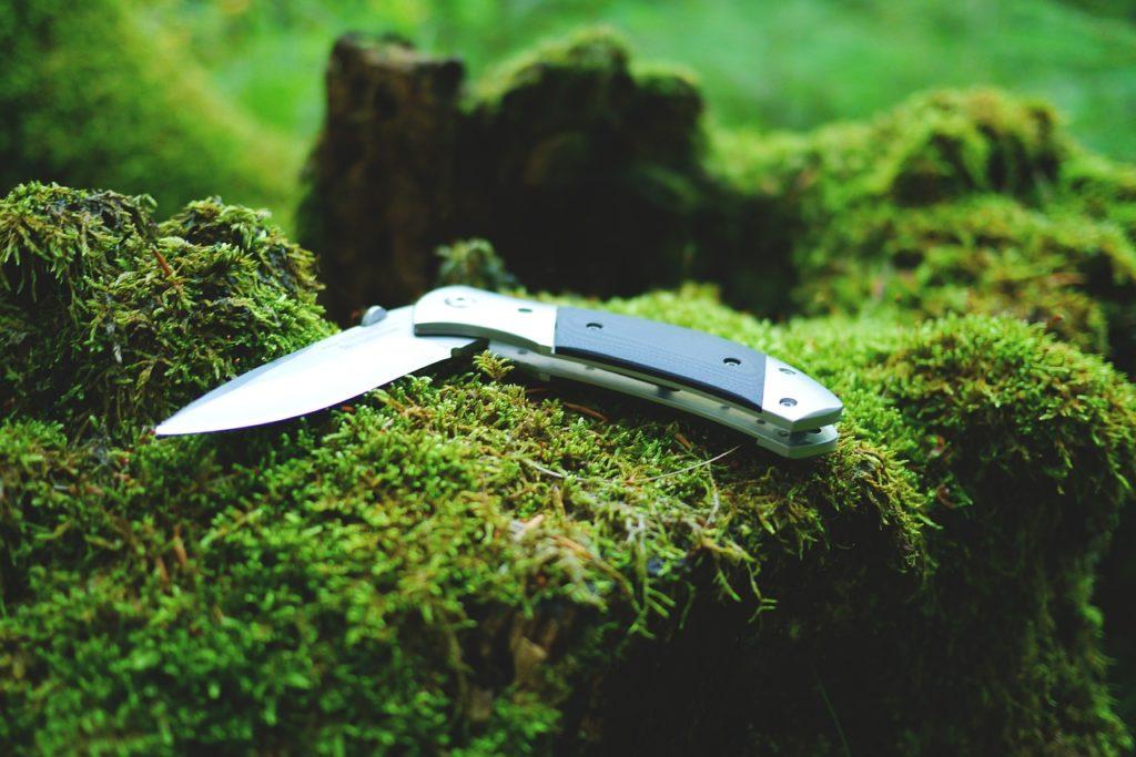 couteau bushcraft